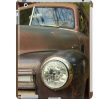 Old Chevrolet 3600 Advance Design Truck iPad Case/Skin