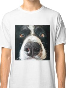 Dog Gaze Classic T-Shirt