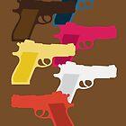 Reservoir Dogs Poster by northcott-orr
