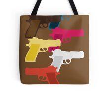 Reservoir Dogs Poster Tote Bag