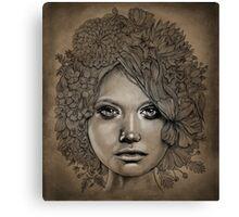 organic style Canvas Print