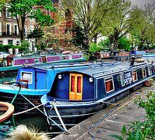 Regent's Canal 2 by Adri  Padmos