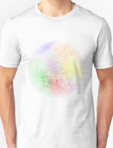 The Graph Of Ideas Unisex T-Shirt