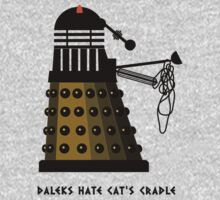 Daleks Hate Cat's Cradle by Buddhuu