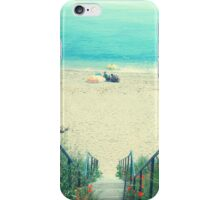 Where the Land Meets the Sea iPhone Case/Skin