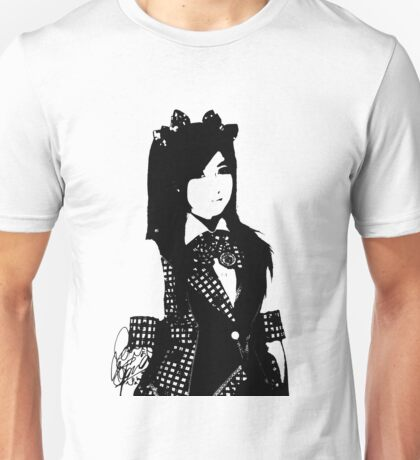 Idol with autograph Unisex T-Shirt