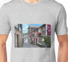 Slate Houses in the Lake District - Reworked Unisex T-Shirt