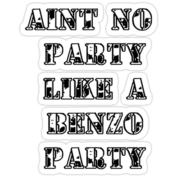 Benzo Party by Tim Topping