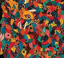 The Nest by Mia Taninaka