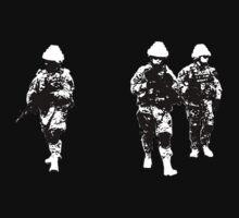 Devo Squad by mber