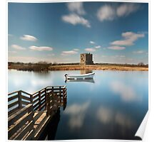 Threave Castle Poster