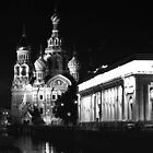 Spilled Blood Cathedral by Jeffrey So
