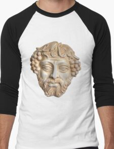 Dionysus, God of Wine Men's Baseball ¾ T-Shirt