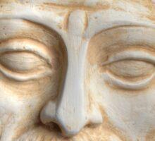 Dionysus, God of Wine Sticker