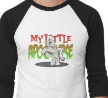 My Little Apocalypse - Famine Men's Baseball ¾ T-Shirt