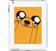 Adventure Time Jake The Dog Cute iPad Case/Skin