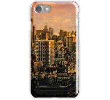 Gotham Sunset iPhone Case/Skin