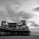 Seaside Pier by SwampDogPhoto