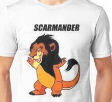 Scarmander Unisex T-Shirt