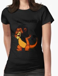Scarmander Womens Fitted T-Shirt
