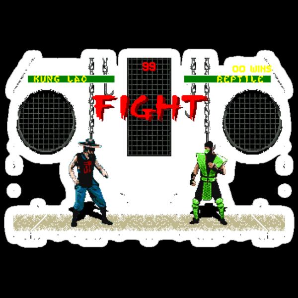 Fight ! by loogyhead