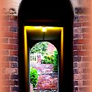 Ebenezer Row, Staveley, Derbyshire, England by ©The Creative  Minds