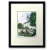 St. Johns, Charleston Framed Print