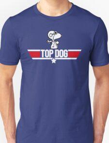 TOP GUN SNOOPY MAVERICK PEANUTS T-Shirt