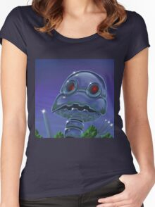 Bring on the Tasty humans Women's Fitted Scoop T-Shirt