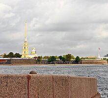 St Petersburg outlook by Jeffrey So