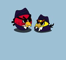 The Angry Blues Brothers Unisex T-Shirt