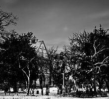 The Hidden Church by SwampDogPhoto