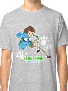 Clue Time with Steve & Blue Classic T-Shirt
