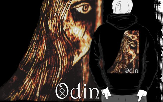 ODIN All Father t-shirt by TheCroc1979