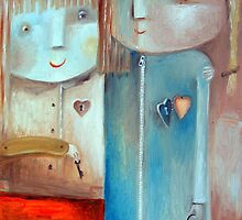 Friend From The Heart by Monica Blatton