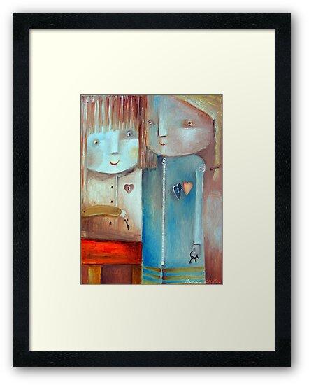 Friend From The Heart by Monica Blatton