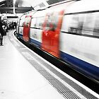 The London Underground by SwampDogPhoto