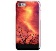 Blazing Sunset Glory  iPhone Case/Skin
