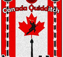 Canada Quidditch by IN3004