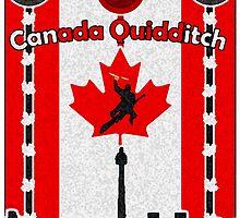 Canada Quidditch by Isaac Novak