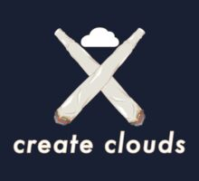 CREATE CLOUDS - SPLIFF LOGO by LewisJamesMuzzy
