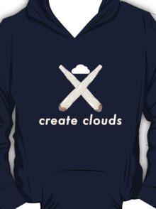 CREATE CLOUDS - SPLIFF LOGO T-Shirt
