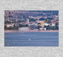 Typhoon Passing Exmouth - Dawlish Air Show 2015 One Piece - Short Sleeve
