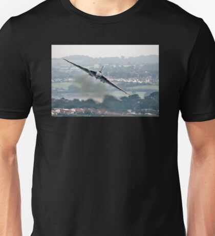 Avro Vulcan - Dawlish Air Show 2015  #2 Unisex T-Shirt