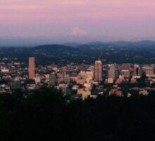 Downtown Portland Sticker