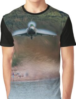 Eurofighter Typhoon - Fast and Low Graphic T-Shirt