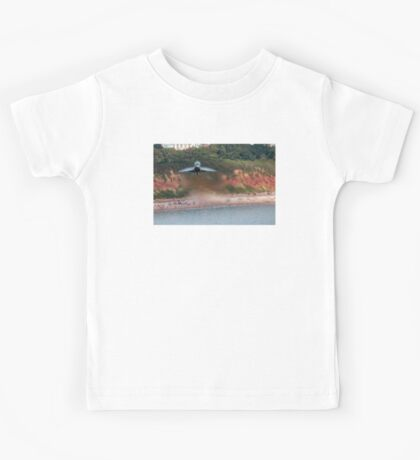 Eurofighter Typhoon - Fast and Low Kids Tee