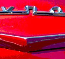 Chevrolet Emblem by Tina Hailey