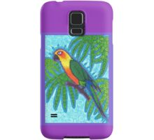Ronnell's Parrot Samsung Galaxy Case/Skin