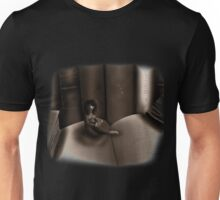 Reading in the books Unisex T-Shirt